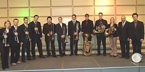 """Brass Ensemble """"art of BRASS and more"""" - Blechbläser 10tett"""